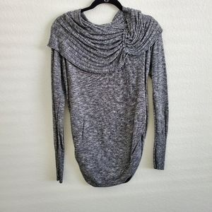 Maurices Long Sleeve Cowl Sweater-size large